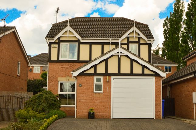 Thumbnail Detached house for sale in Bridle Stile Gardens, Mosborough, Sheffield