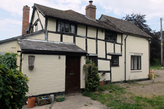 Thumbnail Detached house for sale in Tudor Cottage, Aylescroft, Bosbury, Ledbury, Herefordshire