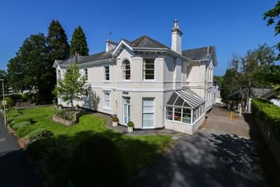 Thumbnail Commercial property for sale in Former Forde Park Nursing Home, 6-7 Forde Park, Newton Abbot, Devon