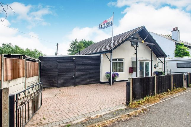 Thumbnail Bungalow for sale in Canal Side, Ilkeston, Derbyshire