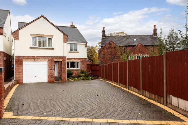 Front Elevation of Cheadle Road, Forsbrook, Stoke-On-Trent ST11