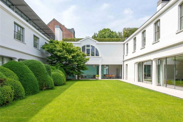 Thumbnail Town house for sale in Ussels, Brussels, Belgium, Belgium