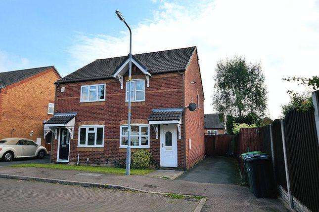 2 bed semi-detached house to rent in Bristam Close, Oldbury B69