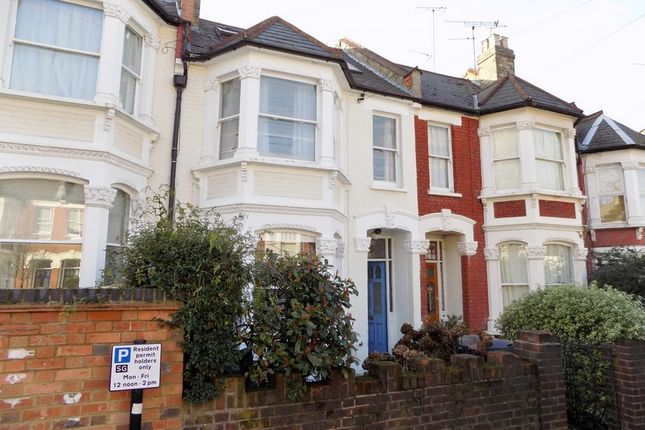 Thumbnail Terraced house for sale in Nelson Road, London, London