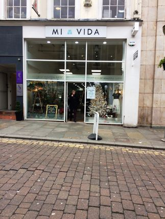 Thumbnail Retail premises to let in Bold Street, Liverpool