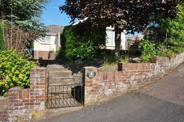 Thumbnail Bungalow for sale in Templer Road, Preston, Paignton
