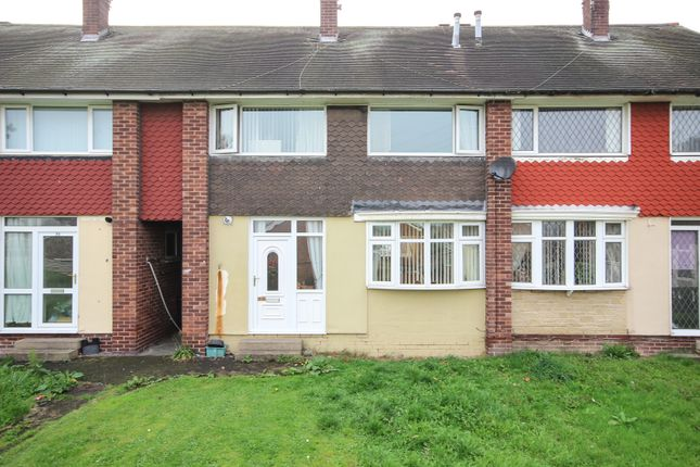 Thumbnail Terraced house for sale in Ochre Dike Walk, Greasbrough, Rotherham