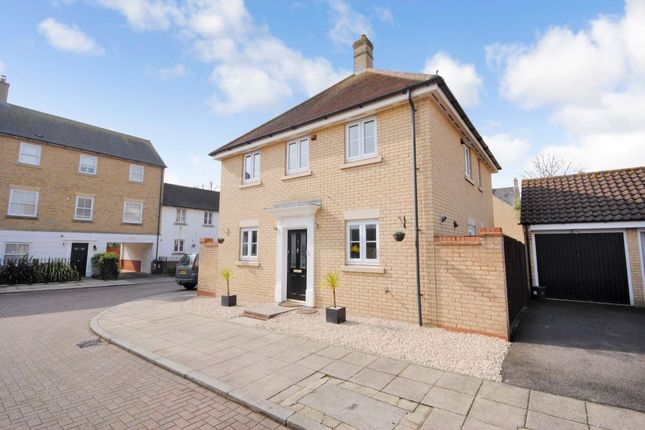 Thumbnail Detached house for sale in Cohen Close, Black Notley, Braintree