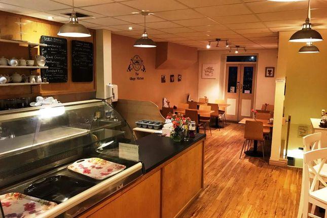 Thumbnail Restaurant/cafe for sale in Market Street, Whaley Bridge, High Peak