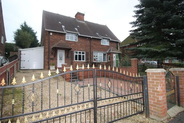 Thumbnail Semi-detached house for sale in Fairway, Waltham, Grimsby