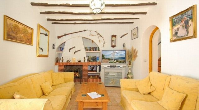 TV Room of Spain, Málaga, Antequera