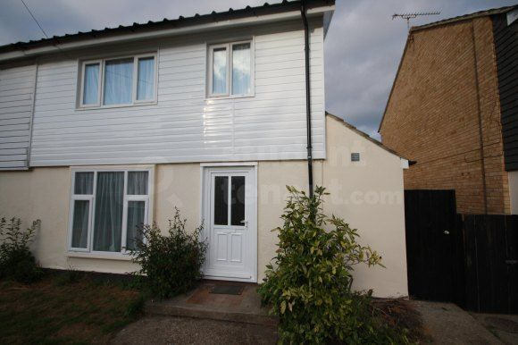 Thumbnail Semi-detached house to rent in Sancroft Avenue, Canterbury, Kent