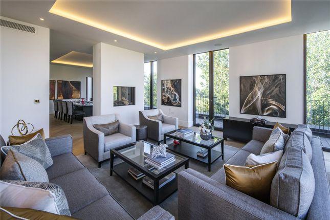 Thumbnail Flat to rent in St. Edmunds Terrace, London