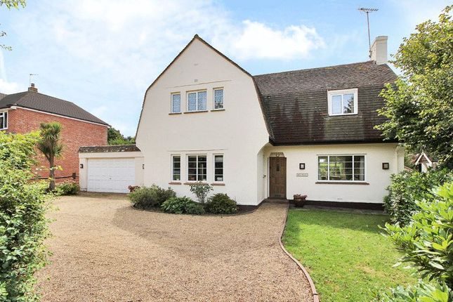 Thumbnail Detached house for sale in Comptons Lane, Horsham, West Sussex