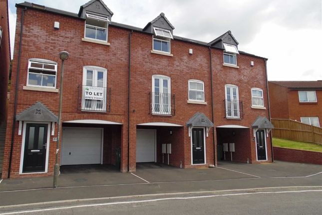 Thumbnail Town house to rent in Acorn Drive, Belper