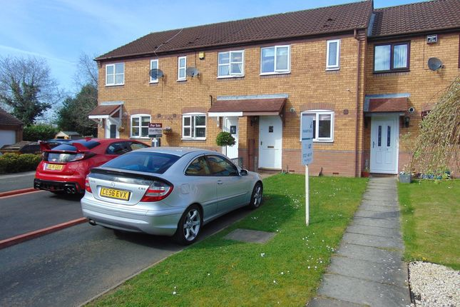 Thumbnail Terraced house to rent in Long Meadow Road, Lickey End, Bromsgrove