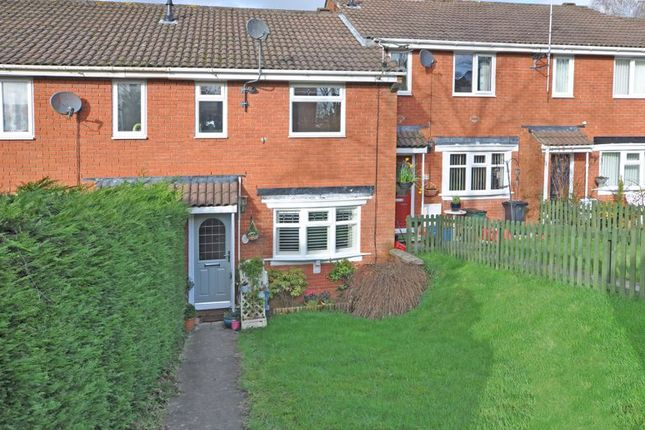 Thumbnail Terraced house to rent in Llwyn Deri Close, Bassaleg, Newport