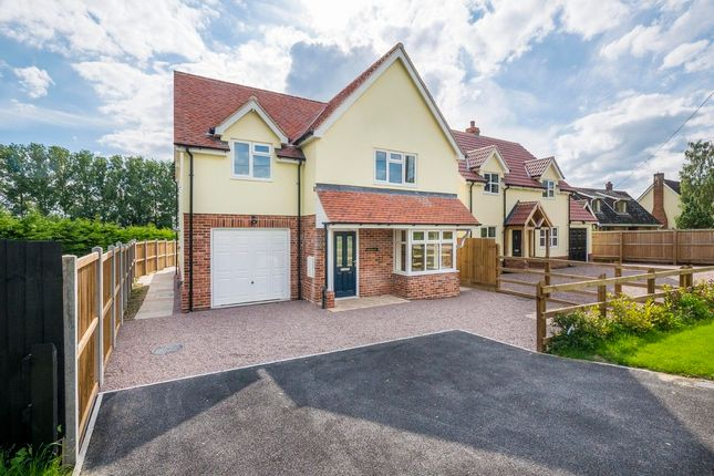 Thumbnail Detached house for sale in Preston St Mary, Sudbury, Suffolk