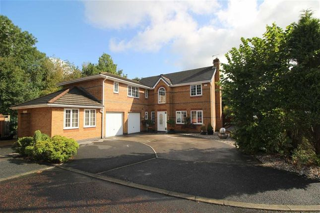 Thumbnail Detached house for sale in Teil Green, Fulwood, Preston