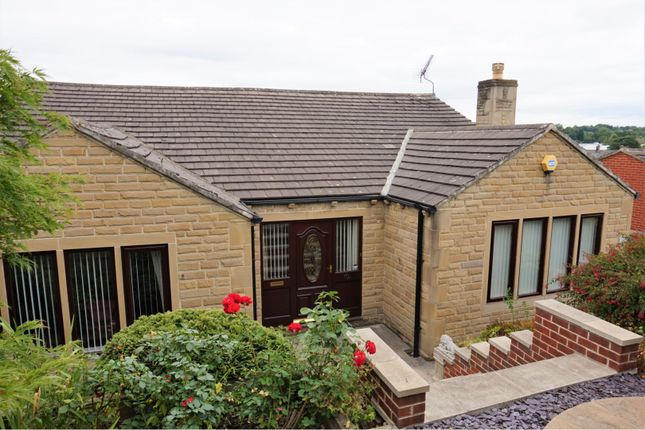 Thumbnail Detached bungalow for sale in Hopton Lane, Mirfield