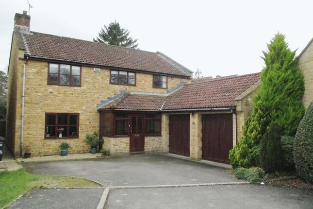 Thumbnail Detached house for sale in Manor Farm, West Coker, Yeovil