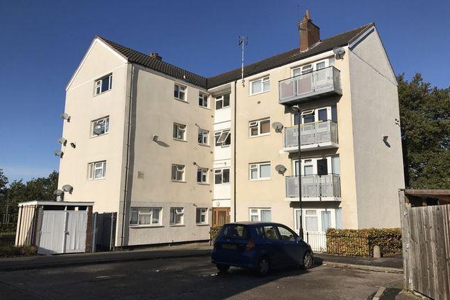 Thumbnail Flat to rent in Ridgethorpe, Coventry