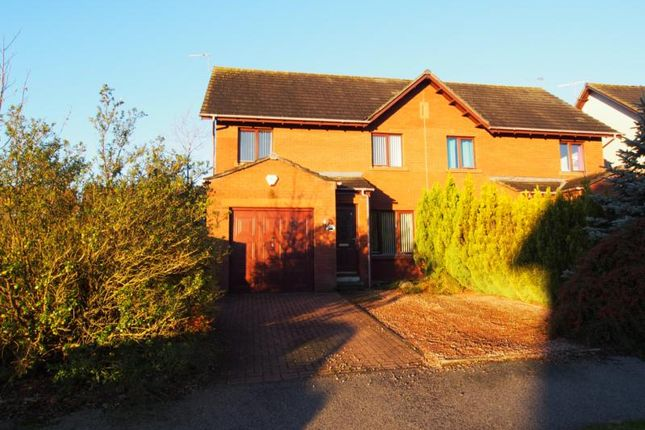 Thumbnail Semi-detached house to rent in Derbeth Park, Kingswells