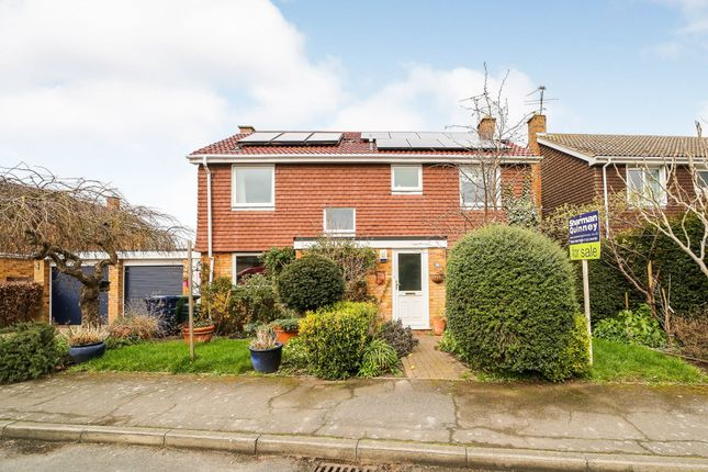 Thumbnail Detached house for sale in Illingworth Way, Foxton, Cambridge
