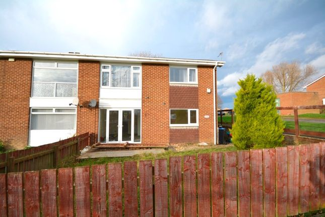 Thumbnail Flat to rent in Barford Drive, Chester Le Street