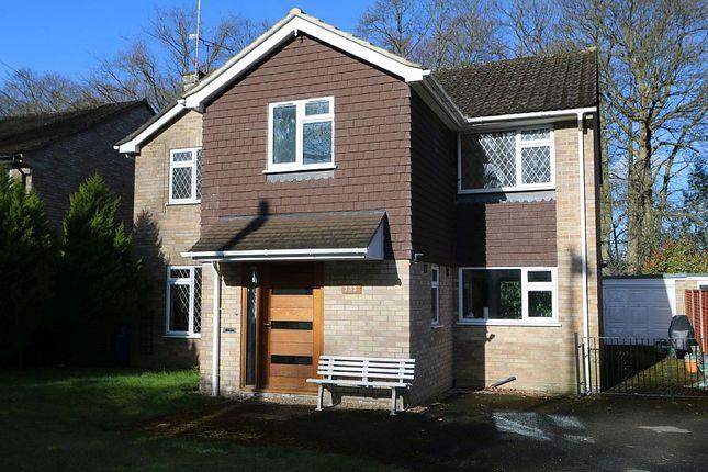 Thumbnail Detached house for sale in Farnborough Road, Farnborough, Hampshire