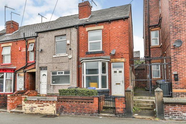 End terrace house for sale in Edmund Road, Sheffield