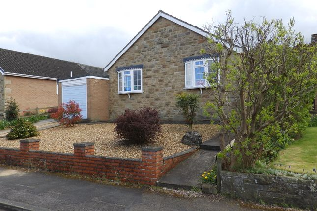 Thumbnail Bungalow to rent in Ladywell Road, Boroughbridge, York
