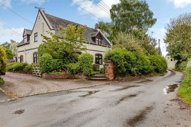 Thumbnail Detached house for sale in Nethertown, Rugeley, Staffordshire