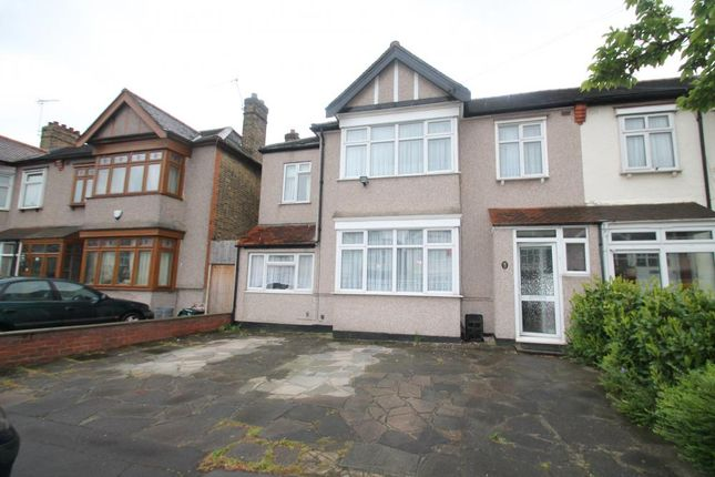 4 bed semi-detached house for sale in St. Edmunds Road, Cranbrook, Ilford