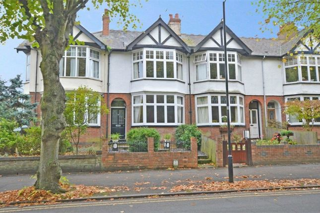 Thumbnail Town house for sale in Park Road, Town Centre, Rugby, Warwickshire