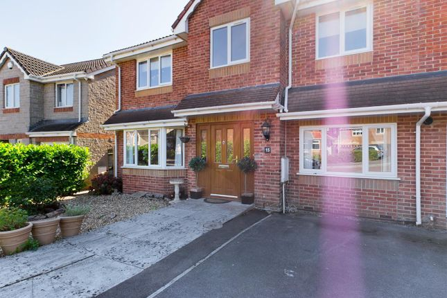 Thumbnail Property to rent in Bampton Close, Emersons Green, Bristol