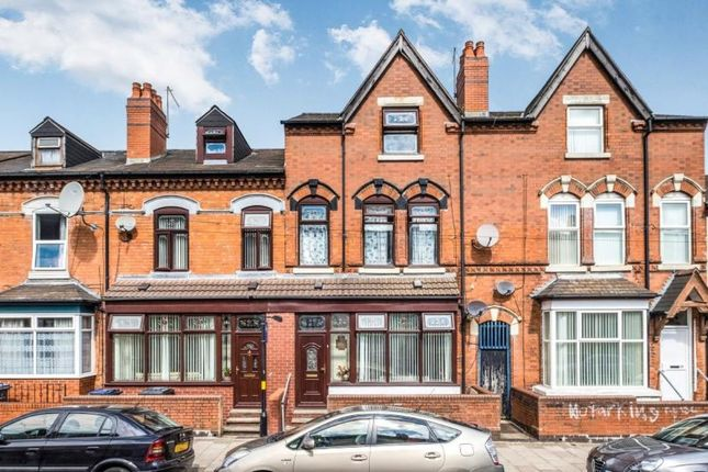 Thumbnail Terraced house to rent in Wilton Road, Sparkhill, Birmingham
