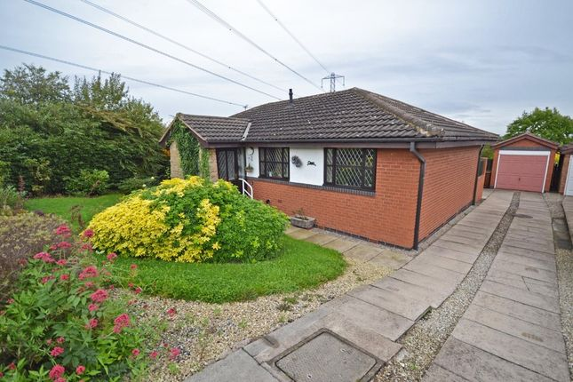 Thumbnail Detached bungalow for sale in Meadow Croft, Outwood, Wakefield