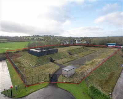 Thumbnail Land for sale in Former Nuclear Bunker, Woodside Road, Ballymena, County Antrim