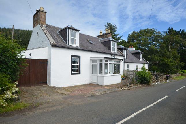 Thumbnail Semi-detached house for sale in Carlenrig Poundland, Pinwherry