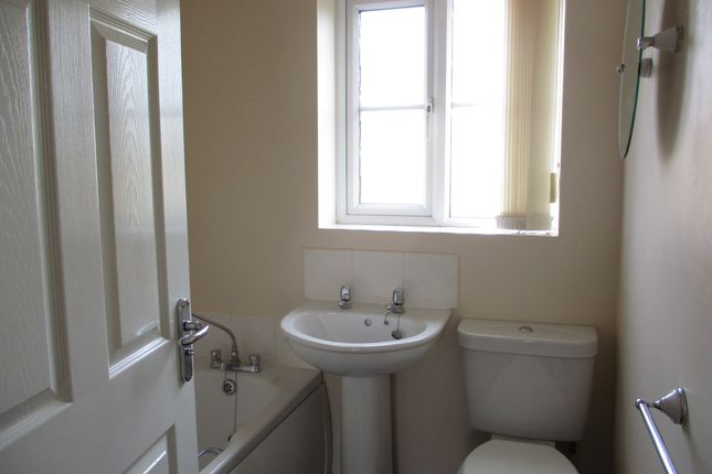 Thumbnail Terraced house to rent in Grange Farm Road, Grangetown