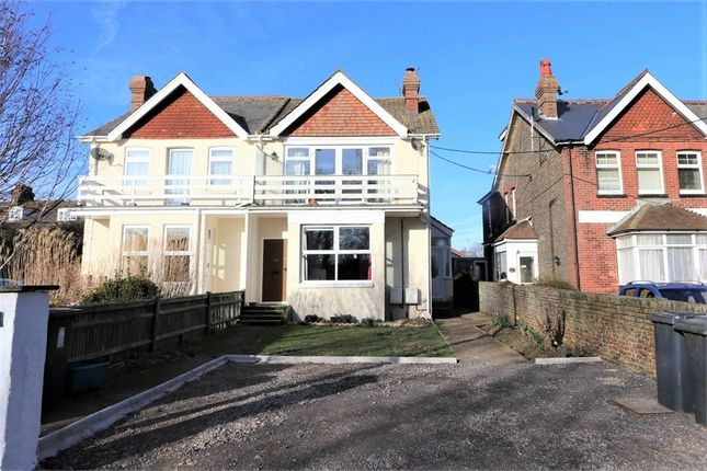 2 bed flat for sale in Pevensey Road, Polegate, East Sussex