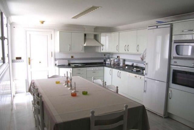 Kitchen of Spain, Málaga, Marbella