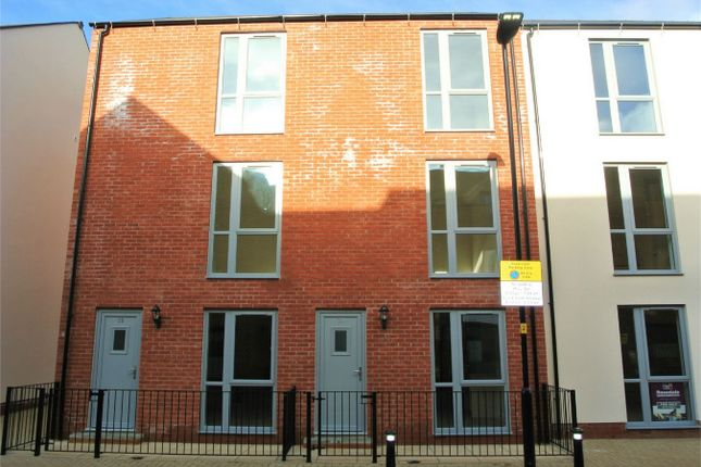 Thumbnail Town house for sale in Wherrys Lane, Bourne