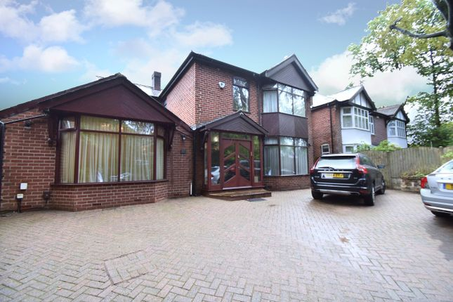 Thumbnail Detached house for sale in Bury Old Road, Salford