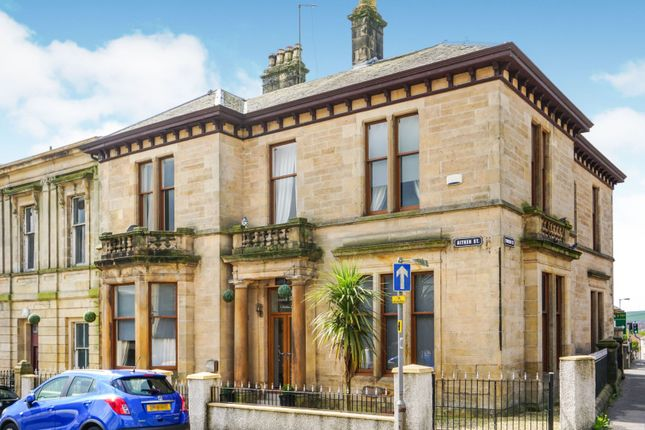 Thumbnail End terrace house for sale in 1 Aitken Street, Dalry