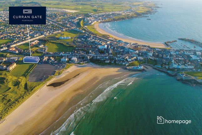 Thumbnail Property for sale in Penthouse 5B, Curran Gate, Portrush