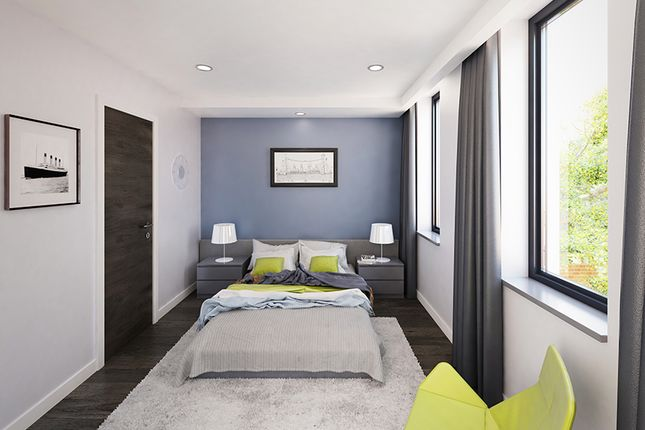 Flat for sale in City Residence, Sandhills Village, Liverpool