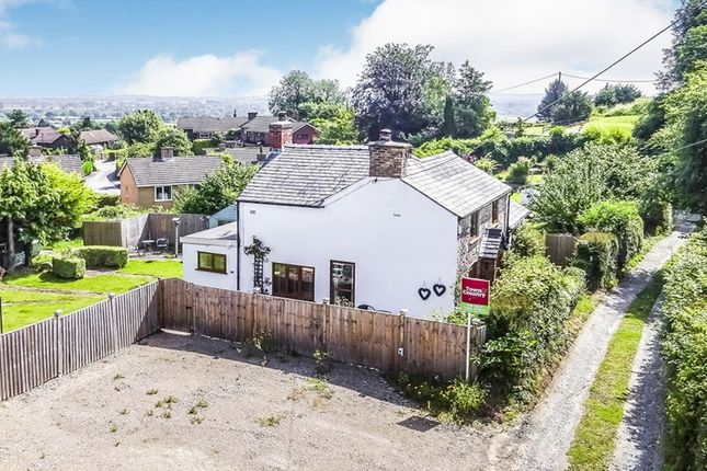 Thumbnail Detached house for sale in Paint, Oswestry, Shropshire