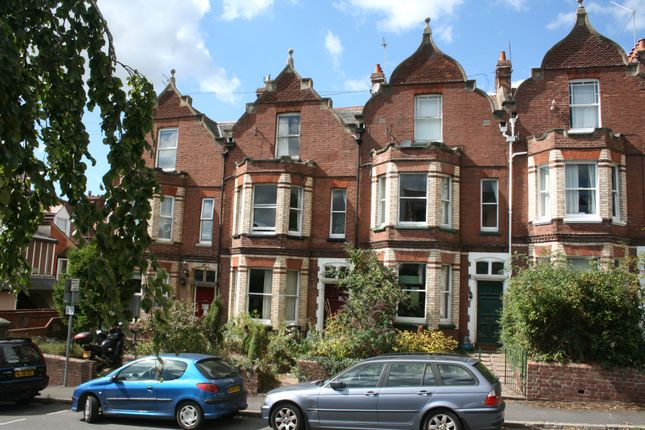 Thumbnail Terraced house for sale in Sylvan Road, Pennsylvania, Exeter